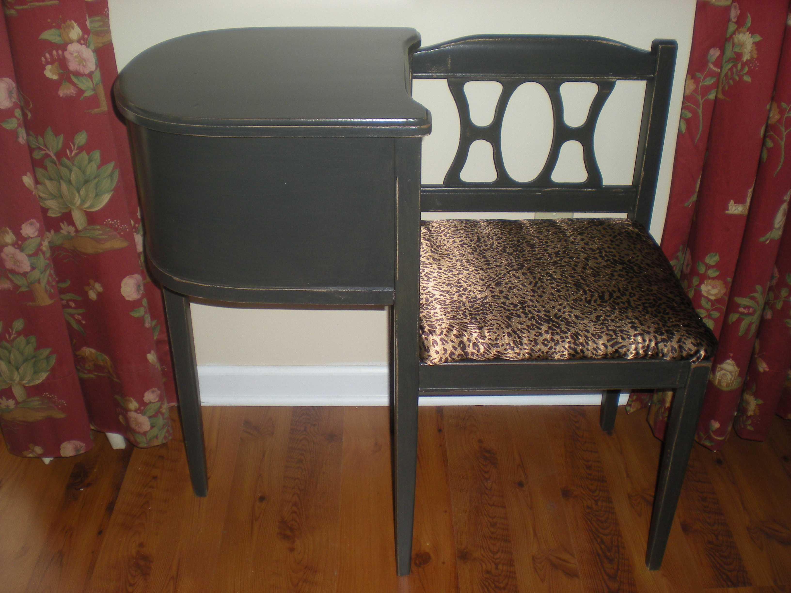 gossip bench | From Forgotten to Fabulous